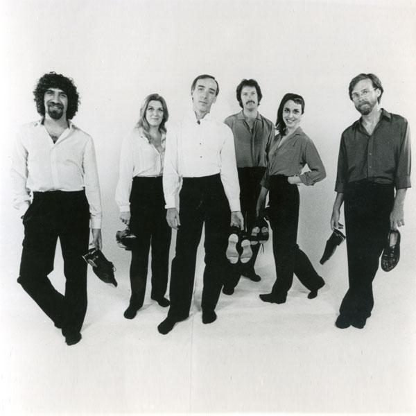 Jazz Tap Ensemble 1979-83